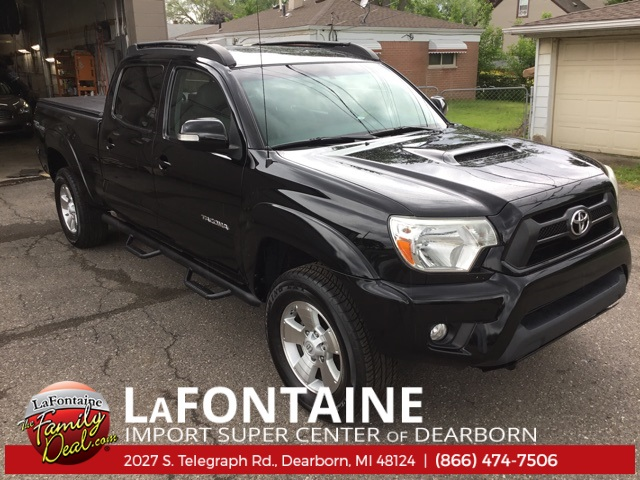 Certified Pre-Owned 2015 Toyota Tacoma Base