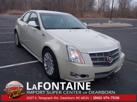 Pre-Owned 2010 Cadillac CTS 3.6L Performance