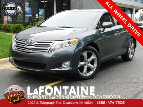 Pre-Owned 2009 Toyota Venza 3.5 V6